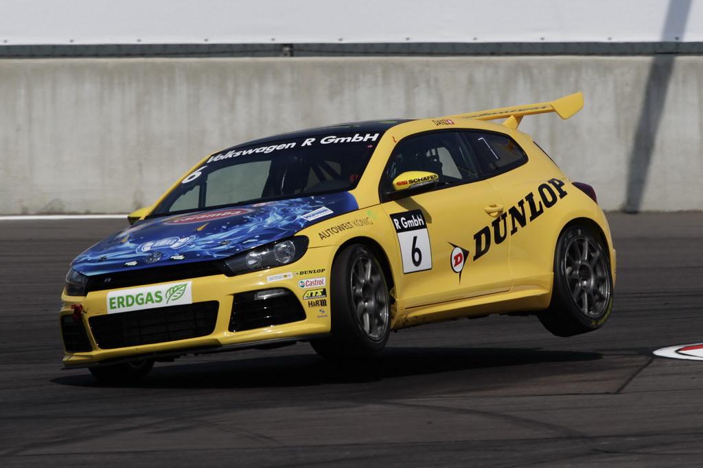 Volkswagen Scirocco R-Cup 02 - Lausitzring 2012
