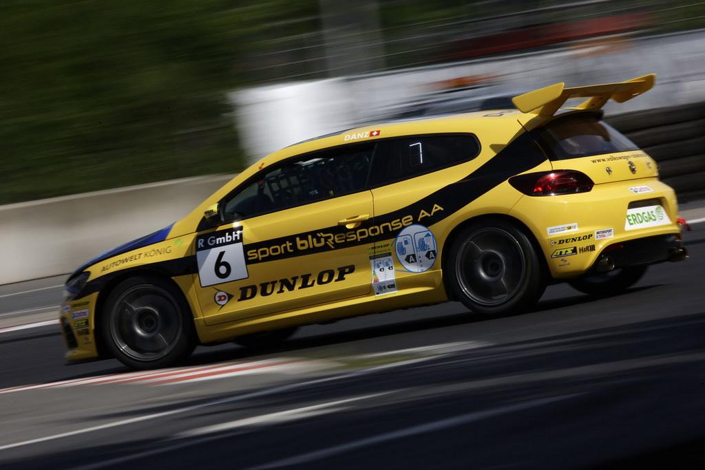 Volkswagen Scirocco R-Cup 05 - Norisring 2012
