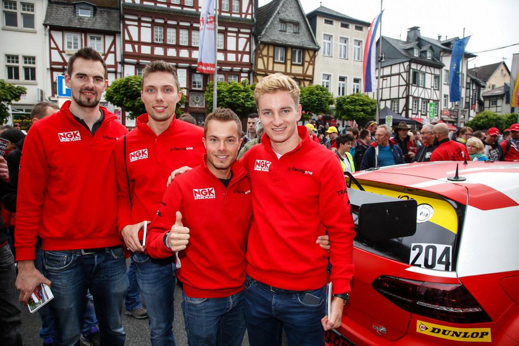 24 Stunden Nürburgring 2016 - Foto: Gruppe C
