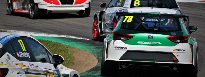 Rennbericht ADAC TCR Germany, Rennen 7 / 8 Zandvort (NL)